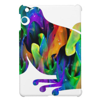 MULTICOLOR FROG PRODUCTS CASE FOR THE iPad MINI