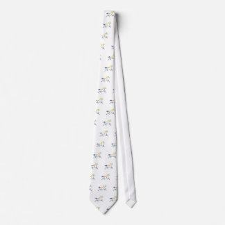 Multicolor Horse Tie