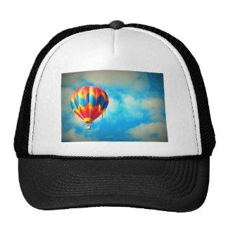 Multicolor Hot Air Balloon Trucker Hat
