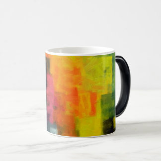 Multicolor Magic Mug