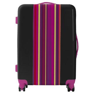 Multicolor Medium Sized Luggage Suitcase