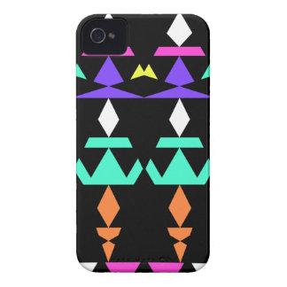 Multicolor Minimal Tribal Case-Mate iPhone 4 Case