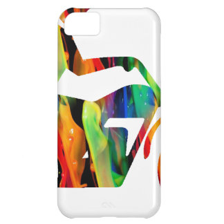 MULTICOLOR MOTORCYCLE PRODUCTS iPhone 5C CASE
