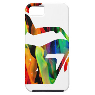 MULTICOLOR MOTORCYCLE PRODUCTS iPhone 5 CASES