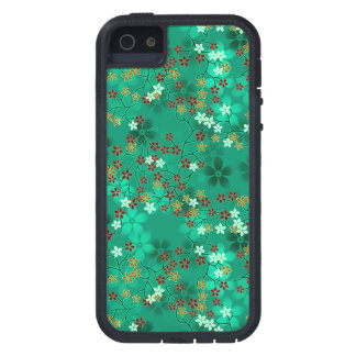 Multicolor Oriental Floral Pattern #8 Case For iPhone 5