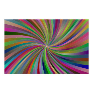 Multicolor spiral stationery paper