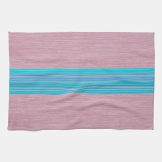 Multicolor Striped Pattern Tea Towels