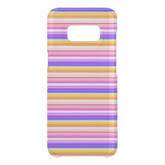 Multicolor Striped Pattern Uncommon Samsung Galaxy S8 Case