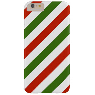 Multicolor Stripes Barely There iPhone 6 Plus Case