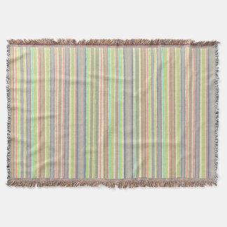 Multicolor stripes design