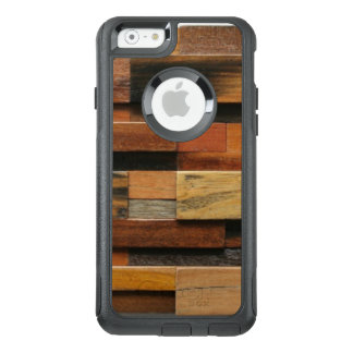 Multicolor Textured Wood Collage OtterBox iPhone 6/6s Case