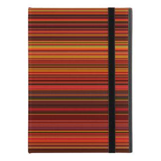 "Multicolor - Trendy Style - Stripe Pattern iPad Pro 9.7"" Case"