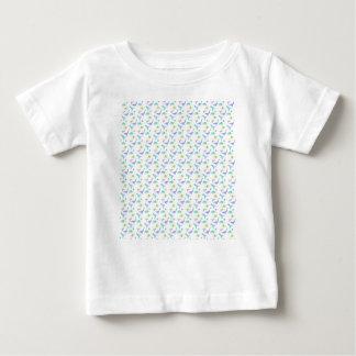 MulticolorDinosBig Baby T-Shirt