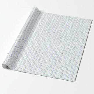 MulticolorDinosBig Wrapping Paper