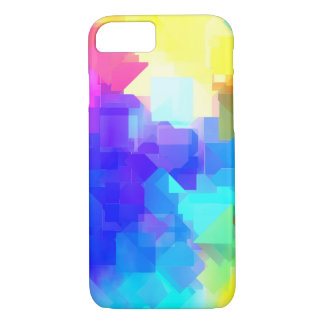 MultiColored Abstract iPhone 8/7 Case