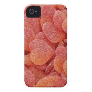 multicolored candies iPhone 4 cases