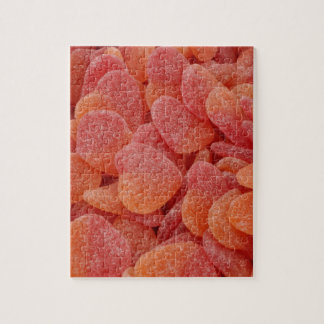 multicolored candies jigsaw puzzle