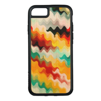 Multicolored Carved iPhone 8/7 Case