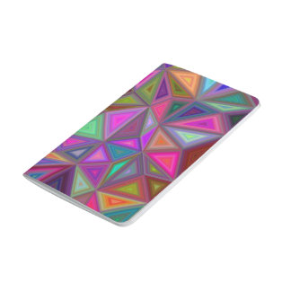 Multicolored chaotic triangles journals