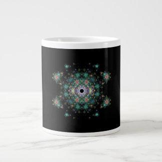 Multicolored fractal mug extra large mugs