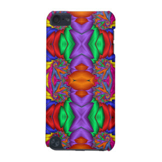 Multicolored fractal pattern iPod touch 5G case