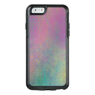 Multicolored Grungy Texture Abstract Remix OtterBox iPhone 6/6s Case