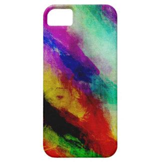 Multicolored iPhone 5-5S case