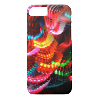 Multicolored lights iPhone 8/7 case