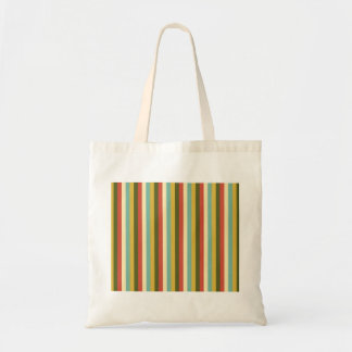 Multicolored Vintage Stripes Pattern Bags