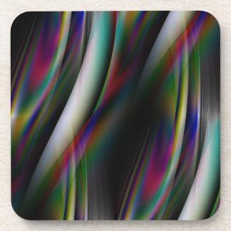 Multicolour sulk Digital print Coaster