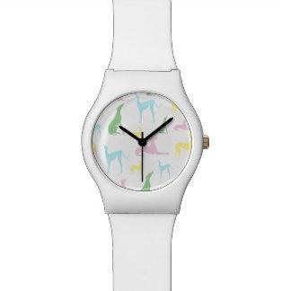 Multicoloured Greyhound Watch