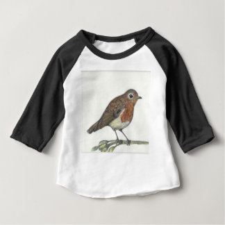 Multimedia Robin Baby T-Shirt