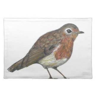 Multimedia Robin Placemat