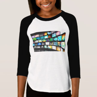 Multimedia Technology Digital Devices Information T Shirt