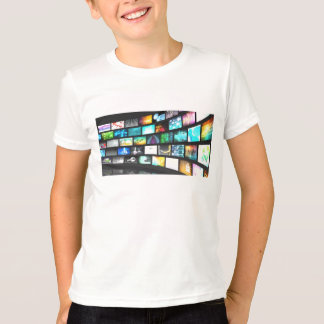 Multimedia Technology Digital Devices Information T-shirts