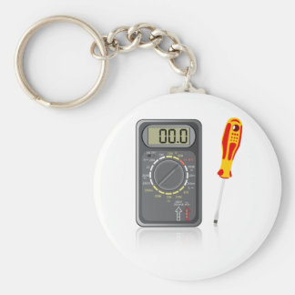 Multimeter Keychain