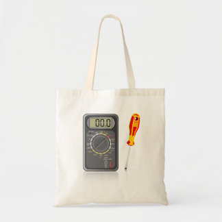 Multimeter Tote Bag