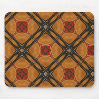 Multiple Abstract Designed Products Mouse Pad