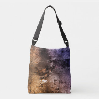 Multiple Colors Nature Abstract Photography Crossbody Bag