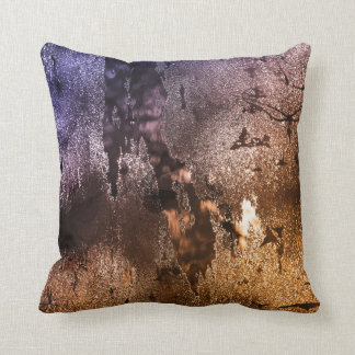 Multiple Colors Nature Abstract Photography Cushion