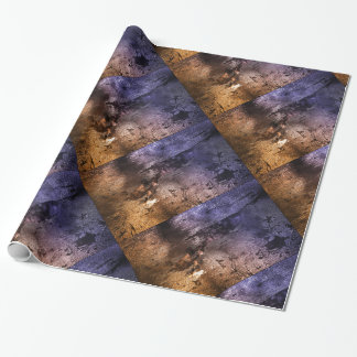 Multiple Colors Nature Abstract Photography Wrapping Paper