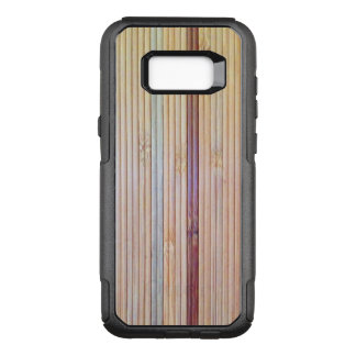 Multiple Colors of Thin Bamboo OtterBox Commuter Samsung Galaxy S8+ Case