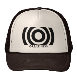 (multiple GREATNESS products selected) Mesh Hat