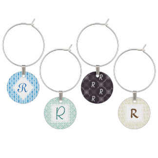 Multiple Monogram Charms