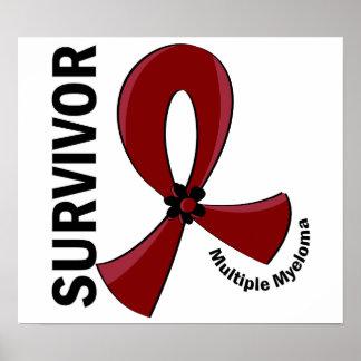 Multiple Myeloma Survivor 12 Poster