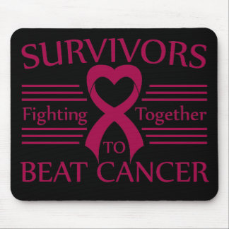 Multiple Myeloma Survivors Fighting Together Mouse Pad