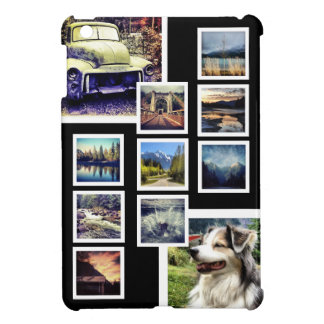 Multiple Photo Instagram Collage Cover For The iPad Mini