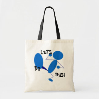 (Multiple products, motivational saying) Budget Tote Bag