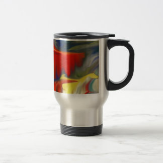 Multiple prosucts- colorfull Abstrac design 100 Travel Mug