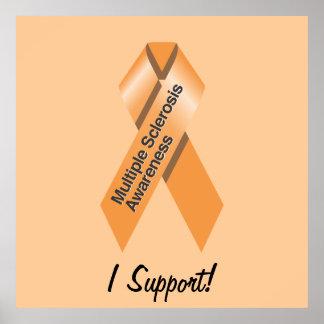 Multiple Sclerosis Awareness Poster